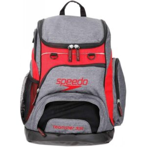 Рюкзак Speedo T-KIT TEAMSTER BACKPACK XU GREY-RED 35 LITRE